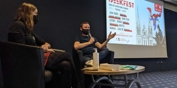 Devon Murray Angers Geekfest